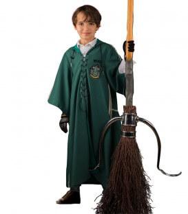 Customizable Quidditch Kids Dress - Slytherin