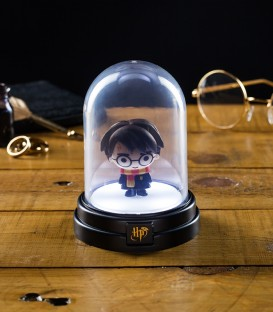 Mini Lampe sous cloche Harry Potter,  Harry Potter, Boutique Harry Potter, The Wizard's Shop
