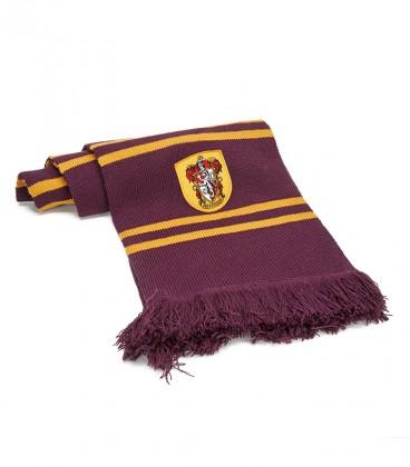 Echarpe - Maison Gryffondor,  Harry Potter, Boutique Harry Potter, The Wizard's Shop