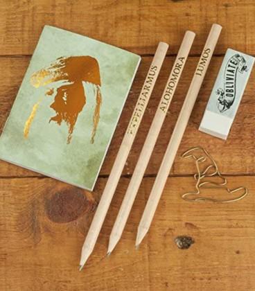 Hogwarts Stationery Set - Dumbledore