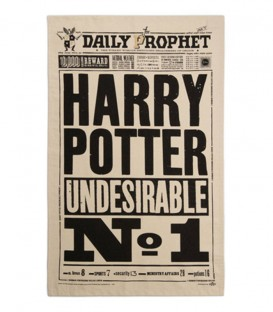 Torchon - The Daily Prophet - Harry Potter Undesirable No.1