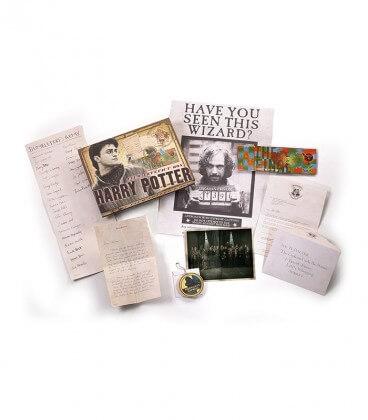 Artefact Box - Harry Potter,  Harry Potter, Boutique Harry Potter, The Wizard's Shop