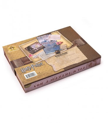 Boite Artefact - Hermione Granger,  Harry Potter, Boutique Harry Potter, The Wizard's Shop