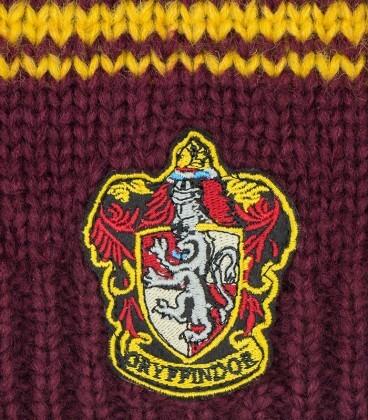 Bonnet Long Slouchy Gryffondor,  Harry Potter, Boutique Harry Potter, The Wizard's Shop