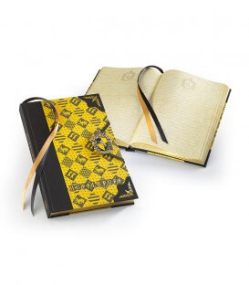 Carnet Journal Deluxe Poufsouffle