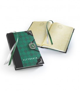 Carnet Journal Deluxe Serpentard