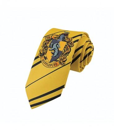 Cravate Enfants - Poufsouffle,  Harry Potter, Boutique Harry Potter, The Wizard's Shop