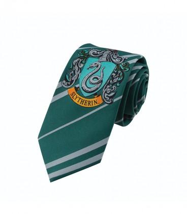 Cravate Enfants - Serpentard,  Harry Potter, Boutique Harry Potter, The Wizard's Shop