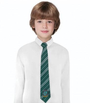 Kids Tie - Slytherin