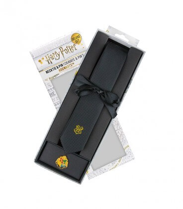 Deluxe Hogwarts Tie and Pins