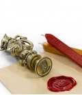 Gryffindor Seal and Wax Set