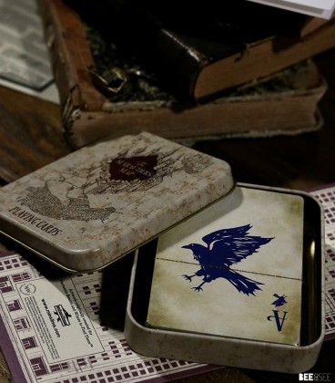 The Marauder's map Playing Cards