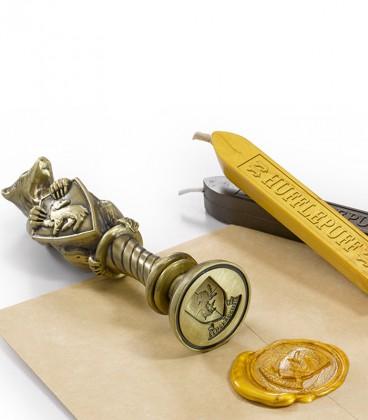 Hufflepuff Seal and Wax Set