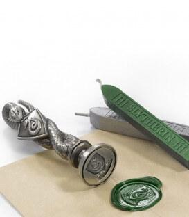 Slytherin Seal and Wax Set