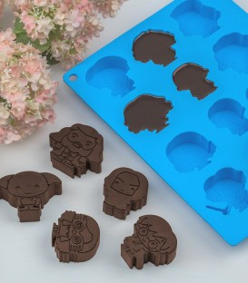 Moules à chocolats et glaçons - Harry Potter Kawaii,  Harry Potter, Boutique Harry Potter, The Wizard's Shop