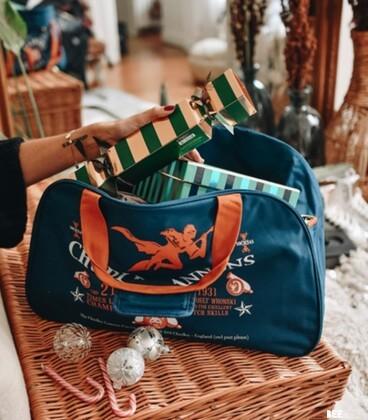 Sac de sport Harry Potter Quidditch Chudley Cannons,  Harry Potter, Boutique Harry Potter, The Wizard's Shop