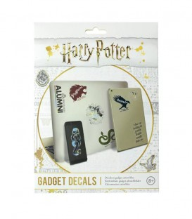 Plaquette de 21 Stickers Harry Potter
