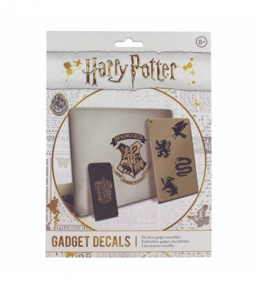 Brochure of 27 Harry Potter Stickers