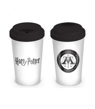 Travel Mug - Ministère de la Magie,  Harry Potter, Boutique Harry Potter, The Wizard's Shop