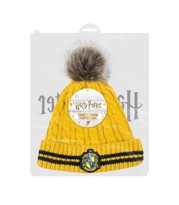 Bonnet à pompon - Poufsouffle,  Harry Potter, Boutique Harry Potter, The Wizard's Shop