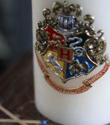 Hogwarts Decorative Candle