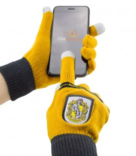 Hufflepuff Touch Gloves
