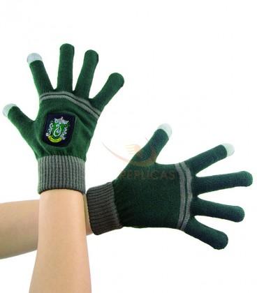 Gants tactiles - Serpentard,  Harry Potter, Boutique Harry Potter, The Wizard's Shop
