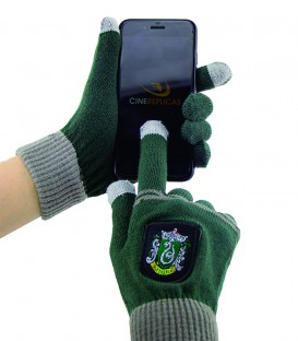 Slytherin touch gloves