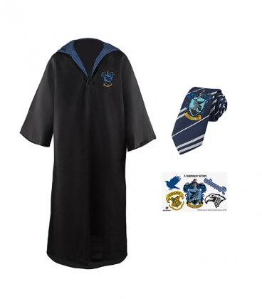 Ravenclaw Costume Pack - Tie Dress Tattoos