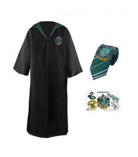 Slytherin Costume Pack - Tie Dress Tattoos