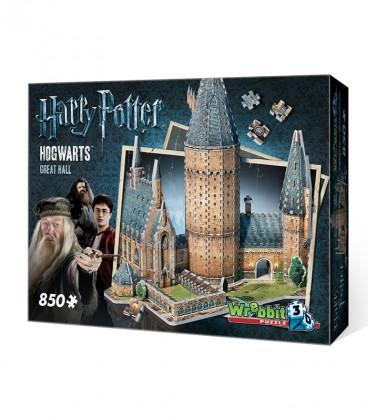 Puzzle 3D - Grande Salle Poudlard,  Harry Potter, Boutique Harry Potter, The Wizard's Shop