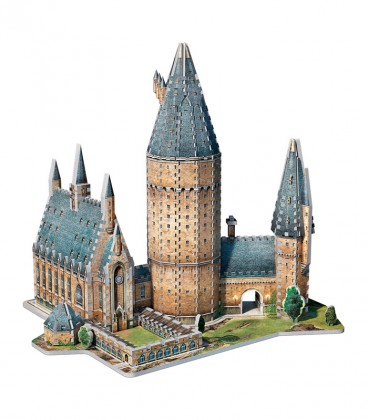 3D Puzzle - Great Hogwarts Room