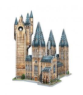 Puzzle 3D - La tour d'astronomie Poudlard