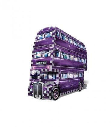 Puzzle 3D - Le magicobus,  Harry Potter, Boutique Harry Potter, The Wizard's Shop