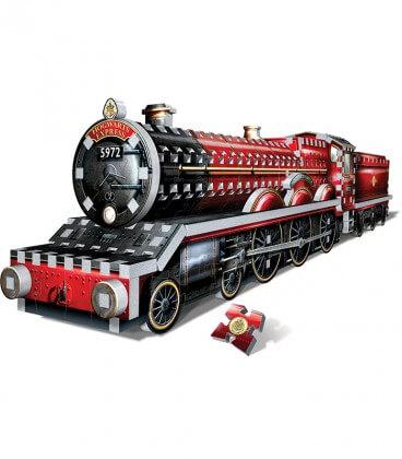Puzzle 3D - Poudlard Express,  Harry Potter, Boutique Harry Potter, The Wizard's Shop