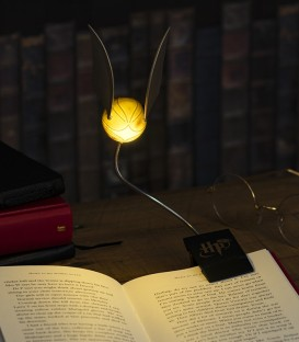 Lampe portable Harry Potter Vif d'Or