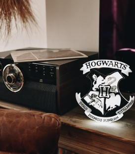 Lampe 3D Harry Potter Blason Hogwarts