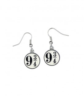 Boucles d'oreilles Quai 9 3/4,  Harry Potter, Boutique Harry Potter, The Wizard's Shop