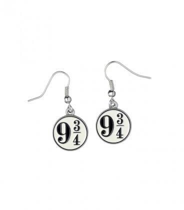 Platform 9 3/4 earrings