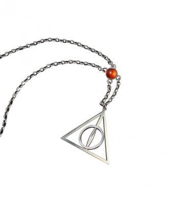 Collier de Xenophilius Lovegood (Reliques de la mort),  Harry Potter, Boutique Harry Potter, The Wizard's Shop