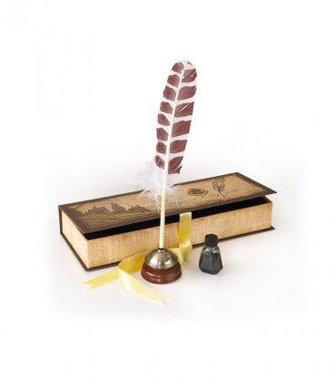 Plume d'Écriture de Poudlard,  Harry Potter, Boutique Harry Potter, The Wizard's Shop