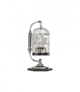 Mini Hedwige en cage