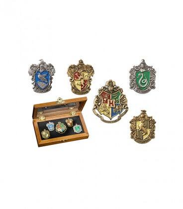 Pins des maisons de Poudlard,  Harry Potter, Boutique Harry Potter, The Wizard's Shop
