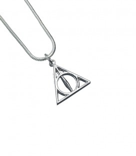 Collier Reliques de la mort,  Harry Potter, Boutique Harry Potter, The Wizard's Shop