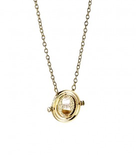 Collier Retourneur de temps tournant 30mm,  Harry Potter, Boutique Harry Potter, The Wizard's Shop