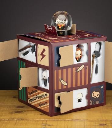 Harry Potter Advent Calendar Cube