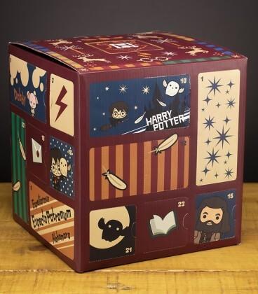 Calendrier de l'Avent Harry Potter Deluxe Cube,  Harry Potter, Boutique Harry Potter, The Wizard's Shop