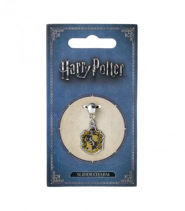 Pendentif Charm Armoirie Poufsouffle,  Harry Potter, Boutique Harry Potter, The Wizard's Shop