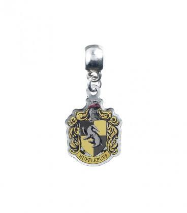 Hufflepuff Coat of Arms Charm Pendant