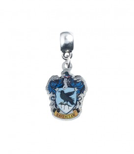 Ravenclaw coat of arms charm pendant